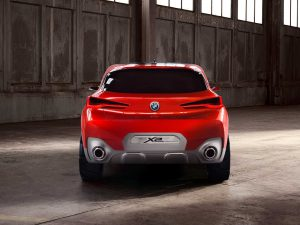 Фотография концепт-кара BMW X2