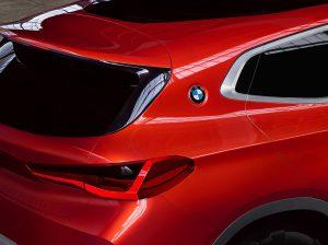 Фотография будущего кроссовера BMW X2