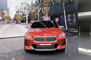 Концепт-кар BMW X2