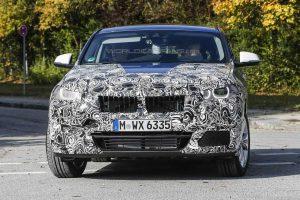 фото BMW X2 в камуфляже