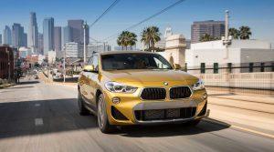 Фото кузова BMW X2