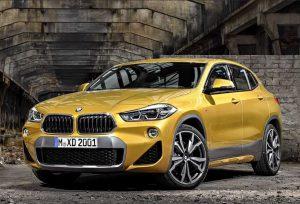 Фото авто BMW X2