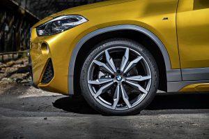 Фото нового автомобиля BMW X2