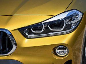 Фото экстерьера BMW X2