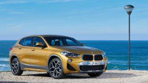 Фото автомобиля BMW X2