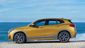 Фотографии автомобиля BMW X2