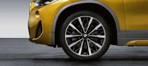 Фотографии кроссовера BMW X2