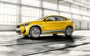 Фотографии авто BMW X2