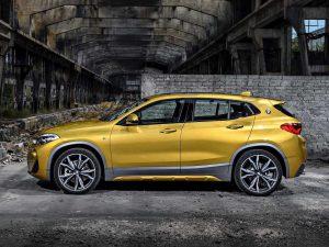 Кузов BMW X2