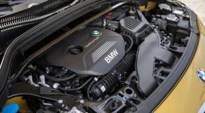 Фото BMW X2 под капотом