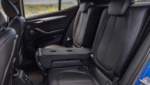 Фото интерьера кроссовера BMW X2