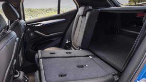 Фото салона нового автомобиля BMW X2