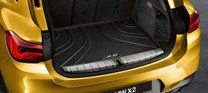 Фото интерьера нового автомобиля BMW X2