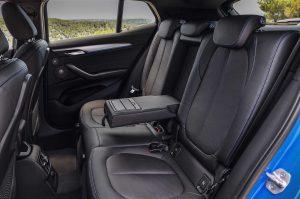 Фото салона нового кроссовера BMW X2