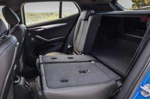 Фото интерьера нового кроссовера BMW X2