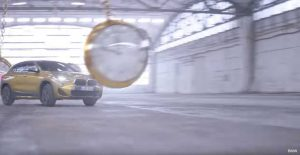 Музыка из рекламы BMW X2