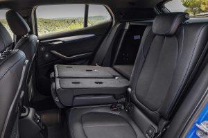 Фото салона кроссовера-купе БМВ Х2