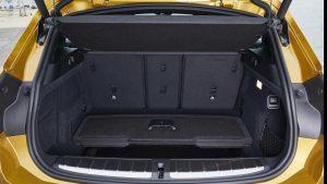 Фото салона спортивного купе-кроссовера BMW X2