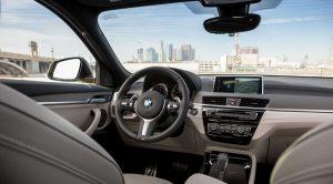 Фото интерьера BMW X2
