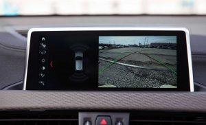 Фото салона автомобиля BMW X2