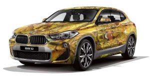 Фото BMW X2 Design Battle