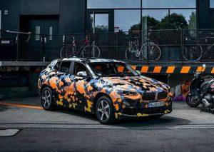 Внешность серийного BMW X2 рассекретили задолго до премьеры