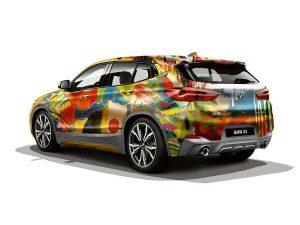 Уникальный дизайн кроссовера для конкурса BMW X2 Design Battle разработала жительница Курска