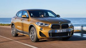 Продажи кроссовера BMW X2 начнутся в марте
