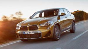 Кроссовер BMW X2 получил новые модификации