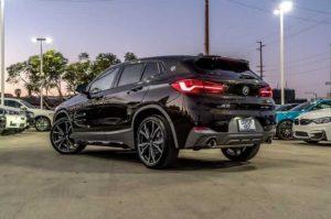 Новые кроссоверы BMW X2 стали поступать в дилерские центры США