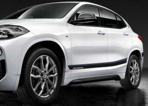 Кроссоверы X2, X3, X4 от компании BMW получили пакет M Performance