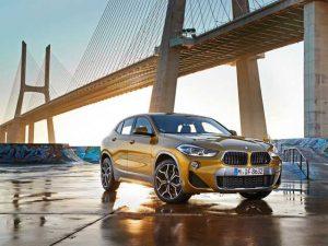 Еще одна переднеприводная модификация BMW X2
