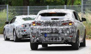 Обнародован список силовых агрегатов BMW X2