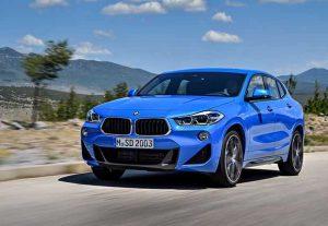 Состоялась официальная премьера кроссовера BMW X2