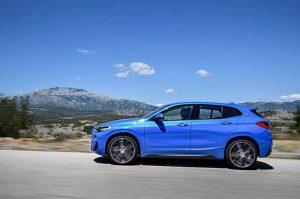 Компания BMW официально представила кроссовер X2