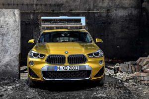 Кроссовер BMW X2 стал первым опытом в серии будущих изменений