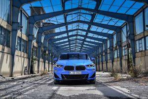 Представители BMW назвали цены на кроссовер X2 в России
