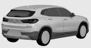 Серийный вариант BMW X2 будет проще концептуального автомобиля
