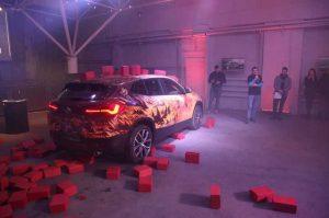 Новый BMW X2 представили в компании «Азимут СП»