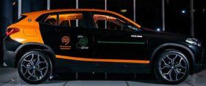 Кроссовер BMW X2 появится в прокате каршеринга YouDrive