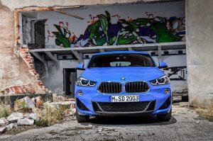 Фото кузова автомобиля БМВ Х2