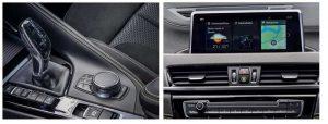 Интерьер BMW X2
