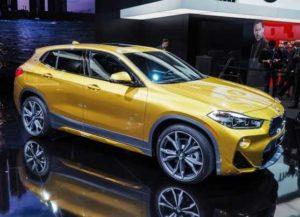 BMW X2 Competition доступен в России