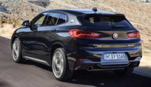 В семействе BMW X2 появилась «заряженная» модификация M35i