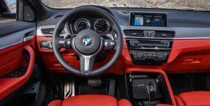 Появился «заряженный» кроссовер BMW X2 M35i