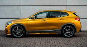 Специалисты AC Schnitzer представили модифицированный кроссовер BMW X2