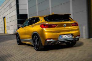Специалисты по автотюнингу из ателье AC Schnitzer доработали BMW X2