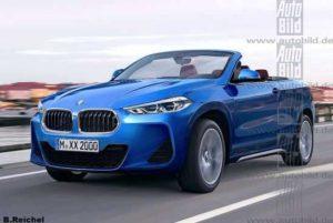 Фото необычного BMW X2 появилась в сети