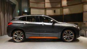 Появились новые подробности о BMW X2 M35i