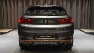 Кроссовер BMW X2 M35i